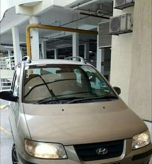 Hyundai Matrix 2005 (Manual)1.6