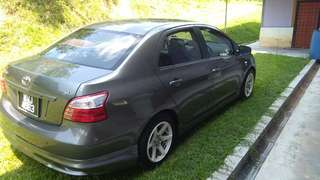Vios J (Manual) for sale