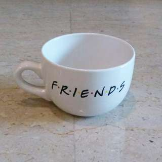 Original! FRIENDS Collectible Cup