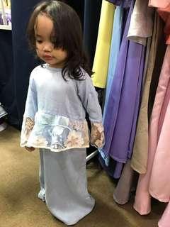 Baju raya girl