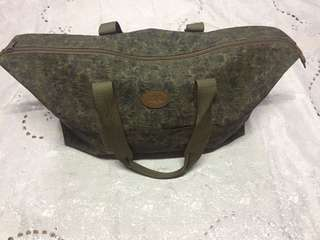 Army travel bag