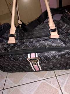 Authentic guess traveling bag