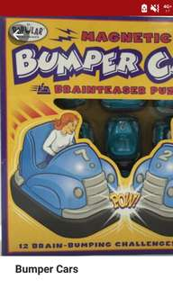 Would like to buy magnetic bumper cars