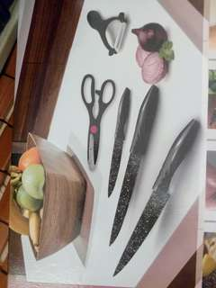 Box set瓷刀具