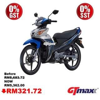 Yamaha Lagenda 115(E)i (GST 0%) (SST 0%)