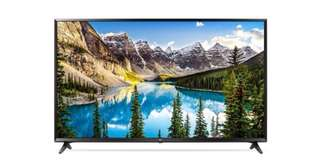 "65"" ULTRA HD 4K SMART LED TV - 65UJ632T"