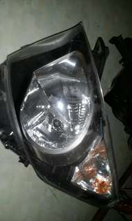 Headlamp Ori perodua myvi lagi best