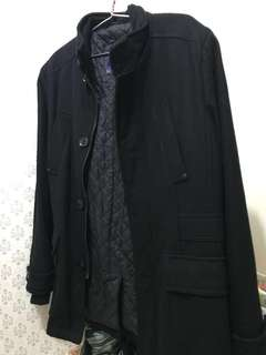 Winter Coat Zara Man Original