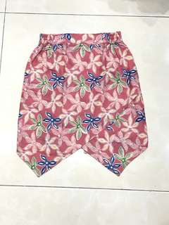 Rok batik pink
