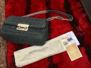 Preloved michael kors sloan denim