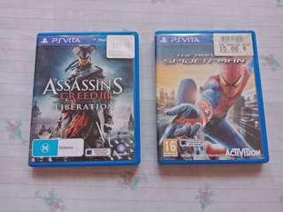 PS Vita Games (2nd Batch)