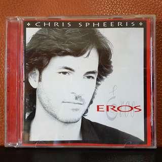 CD》Chris Spheeris - Eros