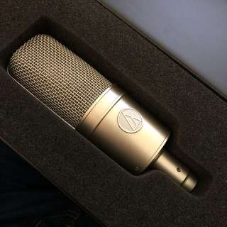 Audio Technica AT4047 Condenser Mic