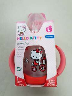 Hello Kitty Leaner Cup
