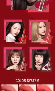 Etude house lip lacquer