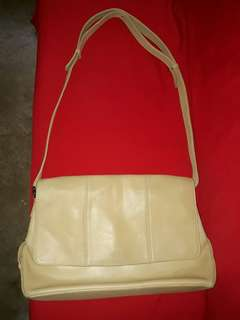 Montblanc Lady Star Leather Business Bag Authentic