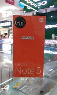 Xiaomi note 5 pro baru garansi resmi 3/32