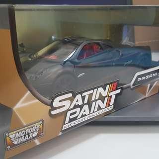 Die cast Motormax Pagani Huayra Satin Paint 1:24 eks kolpri