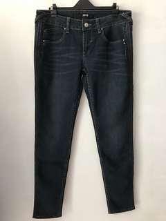 🚚 薄款窄管褲(XL)