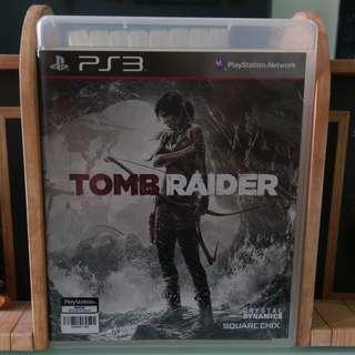 PS3 Game - Tomb Raider