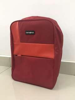 Samsonite Red Bagpack