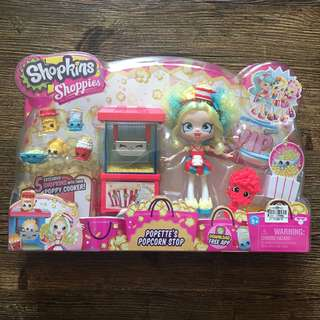 Shopkins Shoppies Popettes Popcorn Stop