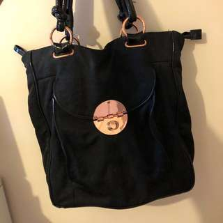 Mimco tote bag- rose gold