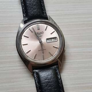Vintage Seiko 5