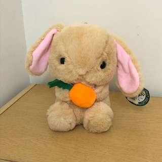 🚚 全新吊牌未拆 兔子娃娃