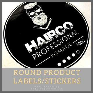 Prouduct Labels/Stickers