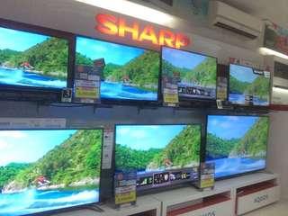 TV 32 sd 60 inch bisa kredit