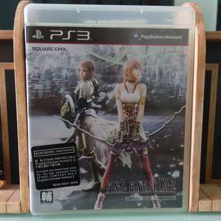 PS3 Game - Final Fantasy XIII-2