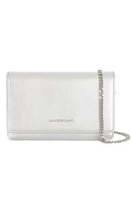 GIVENCHY Pandora mini chain wallet