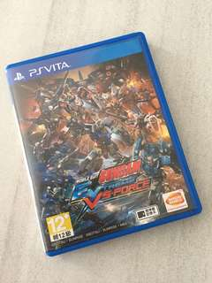 Psv gundam extreme vs force (chi)