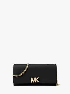 MK Mott 皮質鏈條單肩/手拿包👇🏻 $1590 保證100%真品貨