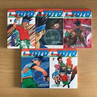 Super Yoyo Manga (Books 3-7)