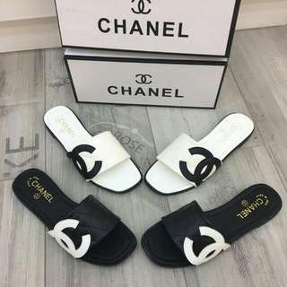 Chanel Slipper