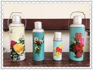 Retro/Vintage Thermal Flasks
