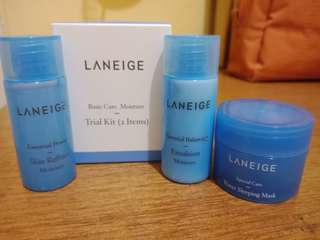 Laneige Basic Care_Moisture + Water Sleeping Mask