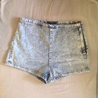 F21 Highwaisted Shorts