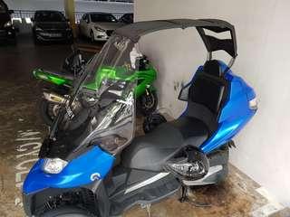 Adiva Ad3 400cc 2016 December
