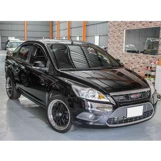 2008 FOCUS柴油 小改裝18吋鋁圈 實車實價 勿信低價 絕對受騙