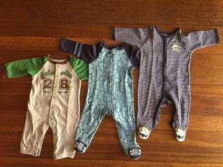 Preloved overall for baby boy