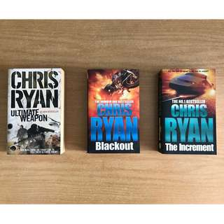 Books by Chris Ryan