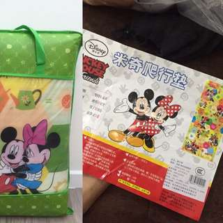 Mickey Fordable Play Mat