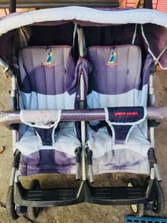 Stroller for twins