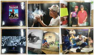 """Sultada"" The First and Only Coffee Table Book in Sabong"