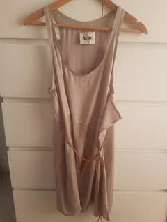 Acne Studios Summer Dress, Size 8-10, eu38