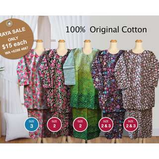 Baju Kurung Traditional For Kids