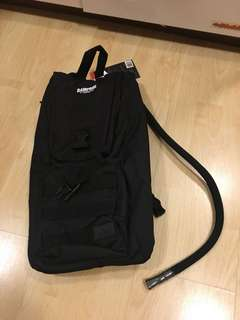 Rampage movie premium hydration bag pack